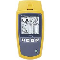 PoE tester MicroScanner ™, ktorý bol vyvinutý pre techniku kabeláže. Fluke Networks MicroScanner™ POE + IntelliTone 200 Probe