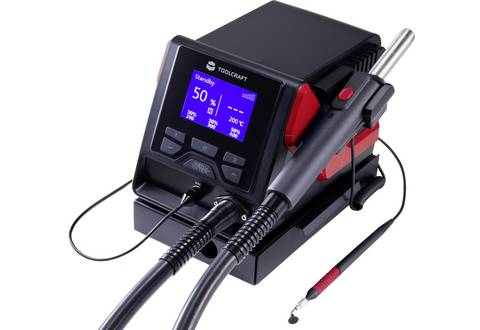 TOOLCRAFT TPS-800