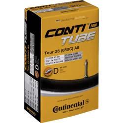 Image of Continental Tour 26 37/559-47-597 DV40 Fahrradschlauch 26 Zoll Dunlopventil (DV)