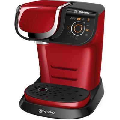 Bosch Haushalt Tassimo Myway Tas6003 Kapselmaschine Rot Schwarz