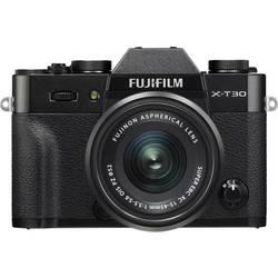 Systémový fotoaparát Fujifilm X-T30 XC 15-45 mm, 26.1 Megapixel, čierna