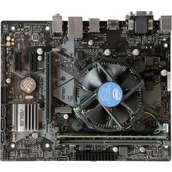 PC-Tuning-Kit (Office) Asus s procesorom Intel® Pentium® Gold G5400 (2 x 3.7 GHz), 4 GB RAM, Intel HD Graphics 610
