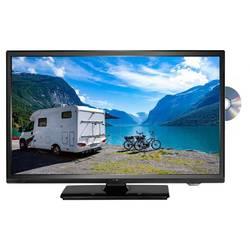Reflexion LDDW20N LED TV 49.5 cm 19.5 palca en.trieda A (A ++ - E) DVB-T2, DVB-C, DVB-S, HD ready, DVD-Player, CI+ čierna