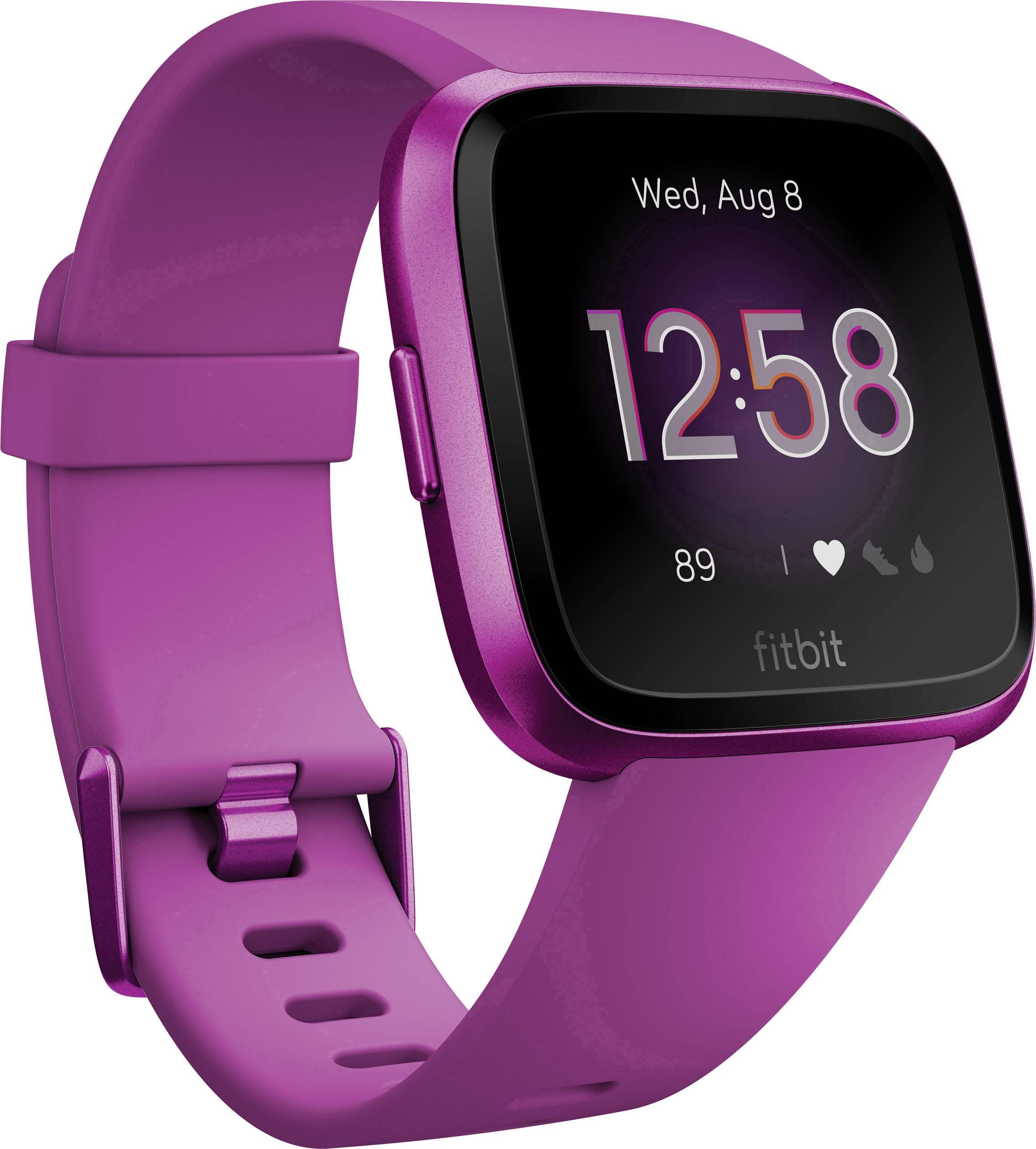 Lite Tracker Fitness Versa Fitbit Magenta FcTKJl1u3