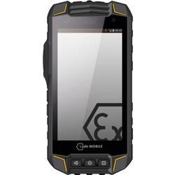 Image of i.safe MOBILE IS520.2 Ex-geschütztes Smartphone Ex Zone 2 11.4 cm (4.5 Zoll) IP68, mit Handschuhen bedienbar, SOS Taste,