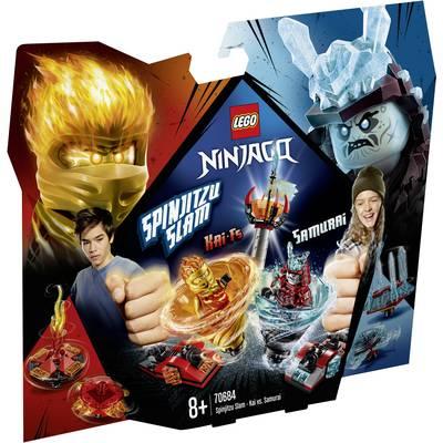 LEGO® NINJAGO 70684 Spinjitzu Slam ? Kai vs. Eis-Samurai Preisvergleich