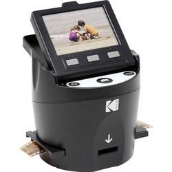 Filmový skener prosvětlovací jednotka, integrovaný displej, digitalizace bez PC, TV výstup, Kodak SCANZA Digital Film Scanner, N/A