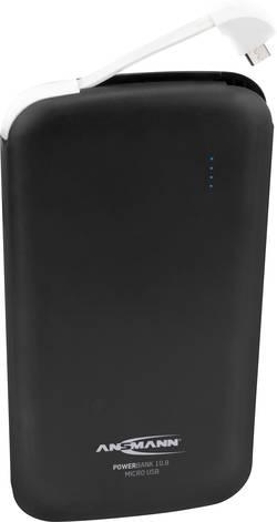 Image of Ansmann PB10.8 micro Powerbank (Zusatzakku) LiPo 10000 mAh