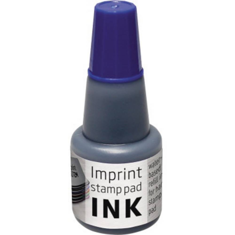 Trodat Stempelinkt Imprint™ stamp pad INK Blauw 24 ml