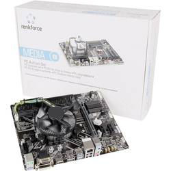 PC Tuning-Kit Renkforce s procesorom Intel® Celeron® (2 x 3.1 GHz), 8 GB RAM, Intel UHD Graphics 610