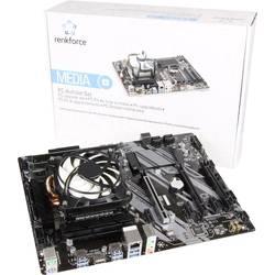 #####PC Tuning-Kit Renkforce s procesorem Intel Core i7 (8 x 3.6 GHz), 16 GB RAM, Intel UHD Graphics 630