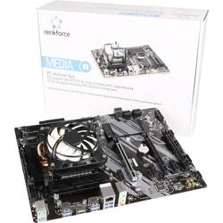 PC Tuning-Kit Renkforce s procesorom Intel® Core™ i7 (8 x 3.6 GHz), 16 GB RAM, Intel UHD Graphics 630