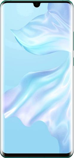 Image of HUAWEI P30 Pro L29C Smartphone Dual-SIM 128 GB 16.4 cm (6.47 Zoll) Android™ 9.0 Aurora Blue