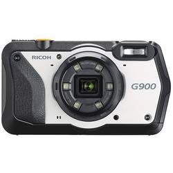Digitálny fotoaparát Ricoh G900, 20 Megapixel, Zoom (optický): 5 x, čierna, biela