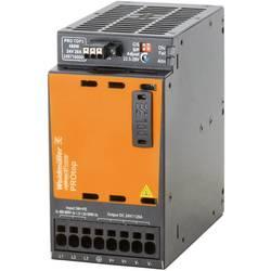 Napájací zdroj Weidmüller PRO TOP3 480W 24V 20A, 24 V/DC, 20 A, 480 W