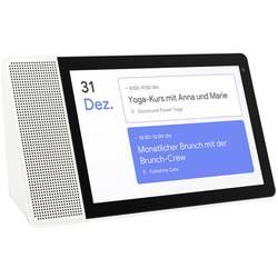 Reproduktor s umělou inteligencí Lenovo 10.1 FHD Smart Display, bílá, dřevo