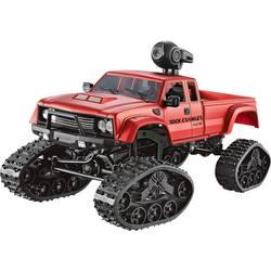 RC model auta crawler Amewi Pickup Truck FPV, komutátorový, 1:16, 4WD (4x4), RtR
