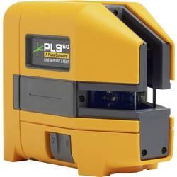 Krížový laser Fluke PLS 6G Z, Dosah (max.): 30 m, Kalibrované podľa: bez certifikátu