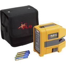 Krížový laser Fluke PLS 180R Z, Dosah (max.): 15 m, Kalibrované podľa: bez certifikátu