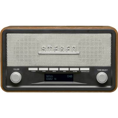 Denver DAB-18 Tischradio DAB+, UKW AUX   Holz