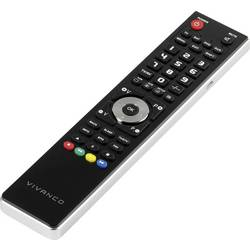 Diaľkové ovládanie Vivanco UR 40 USB, čierna, strieborná