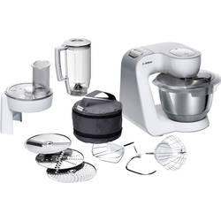 Kuchynský robot Bosch Haushalt MUM58W20, 1000 W, biela, strieborná (matná)