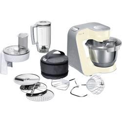 Kuchynský robot Bosch Haushalt MUM58920, 1000 W, vanilková, strieborná (matná)