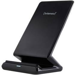 Bezdrátová indukční nabíječka Intenso 7410610, Qi standard, černá