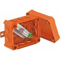 OBO Bettermann 7205620 Odbočná skříň OBO vertr E30/E90 proti nárazu T100E oranžová