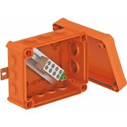 OBO Bettermann 7205626 Kabelová rozbočovací krabice E30/E90 proti nárazu oranžová