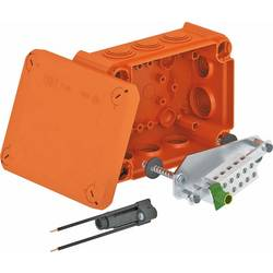 OBO Bettermann 7205550 Kabelová rozbočovací krabice E30/E90 m. Držák pojistek oranžová
