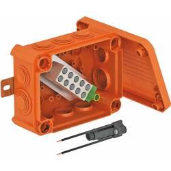 OBO Bettermann 7205566 Kabelová rozbočovací krabice E30/E90 s držákem pojistky oranžová