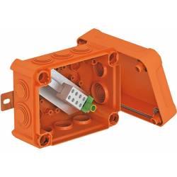 OBO Bettermann 7205623 Kabelová rozbočovací krabice E30/E90 proti nárazu oranžová