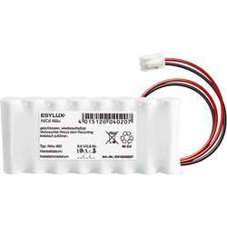Tužková batéria typu AA NiMH ESYLUX SL Akku 800 EN10040207, 800 mAh, 9.6 V, 1 ks