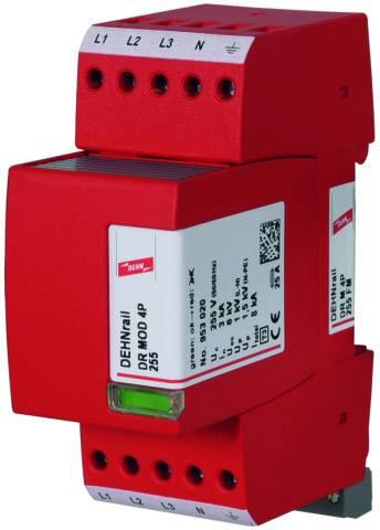 Überspannungsschutz Blitzschutz Überspannungsableiter 40kA 4Polig Kombiableiter