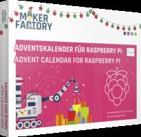 Adventskalender für Raspberry Pi