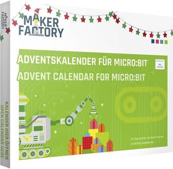 MAKERFACTORY Adventskalender für micro:bit