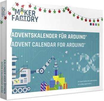 MAKERFACTORY Adventskalender für Arduino