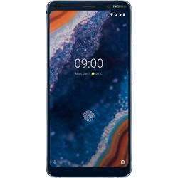 "LTE smartphone Dual-SIM Nokia 9 PureView, 15.2 cm (5.99 "", 128 GB, 12 MPix, půlnoční modrá"