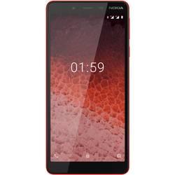 LTE smartfón Dual-SIM Nokia Nokia 1 Plus, 13.8 cm (5.45 palca, 8 GB, 8 MPix, červená