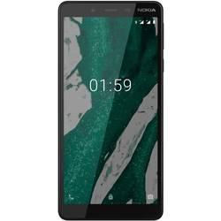LTE smartfón Dual-SIM Nokia Nokia 1 Plus, 13.8 cm (5.45 palca, 8 GB, 8 MPix, čierna