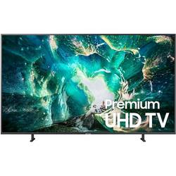 "LED TV 207 cm 82 "" Samsung UE82RU8009 en.třída A (A++ - E) DVB-C, DVB-S, UHD, Smart TV, WLAN, PVR re"