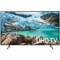 Samsung UE55RU7179U LED TV 138 cm 55 palca en.trieda A (A +++ - D) DVB-T2, DVB-C, DVB-S, UHD, Smart TV, WLAN, CI+ čierna