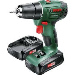 Aku vŕtací skrutkovač Bosch Home and Garden 0.603.9A3.10P, 18 V, 1.5 Ah, Li-Ion akumulátor