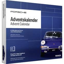 Image of Adventskalender Franzis Verlag Porsche Adventskalender ab 14 Jahre