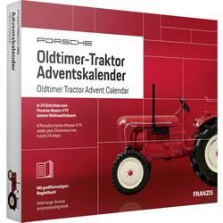 Image of Adventskalender Franzis Verlag Porsche Oldtimer-Traktor Adventskalender ab 14 Jahre