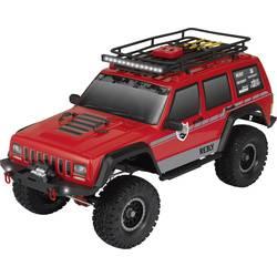 RC model auta Reely Free Men Pro, komutátorový, 1:10, elektrický crawler 4WD (4x4), 100% RTR, 2,4 GHz, vr. akumulátorov, nabíjačky a batérie ovládača