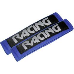 Image of Eufab 28207 Racing blue Gurtpolster 22 mm x 7 cm x 3 cm