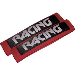 Image of Eufab 28208 Racing red Gurtpolster 22 mm x 7 cm x 3 cm