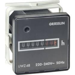 Montáž počítadla prevádzkových hodín - taxxo 112 (UWZ48KED) Grässlin TAXXO 112 220-240V 50HZ